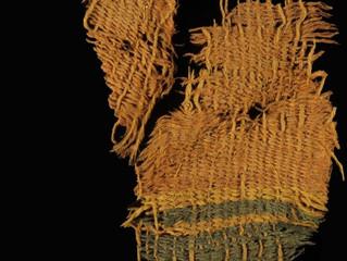 David-Era Textiles Found in Israel