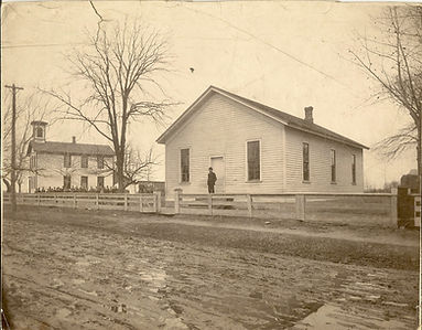 Bethlehem Lutheran School in 1865