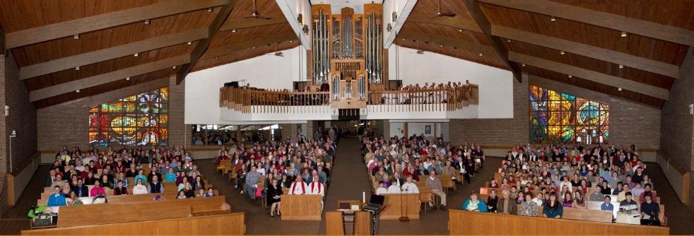 Bethlehem Lutheran 100 year anniversary