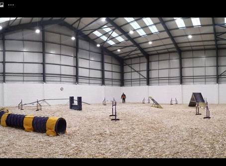 Indoor Training Arena