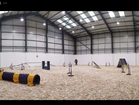 Indoor Training Arena