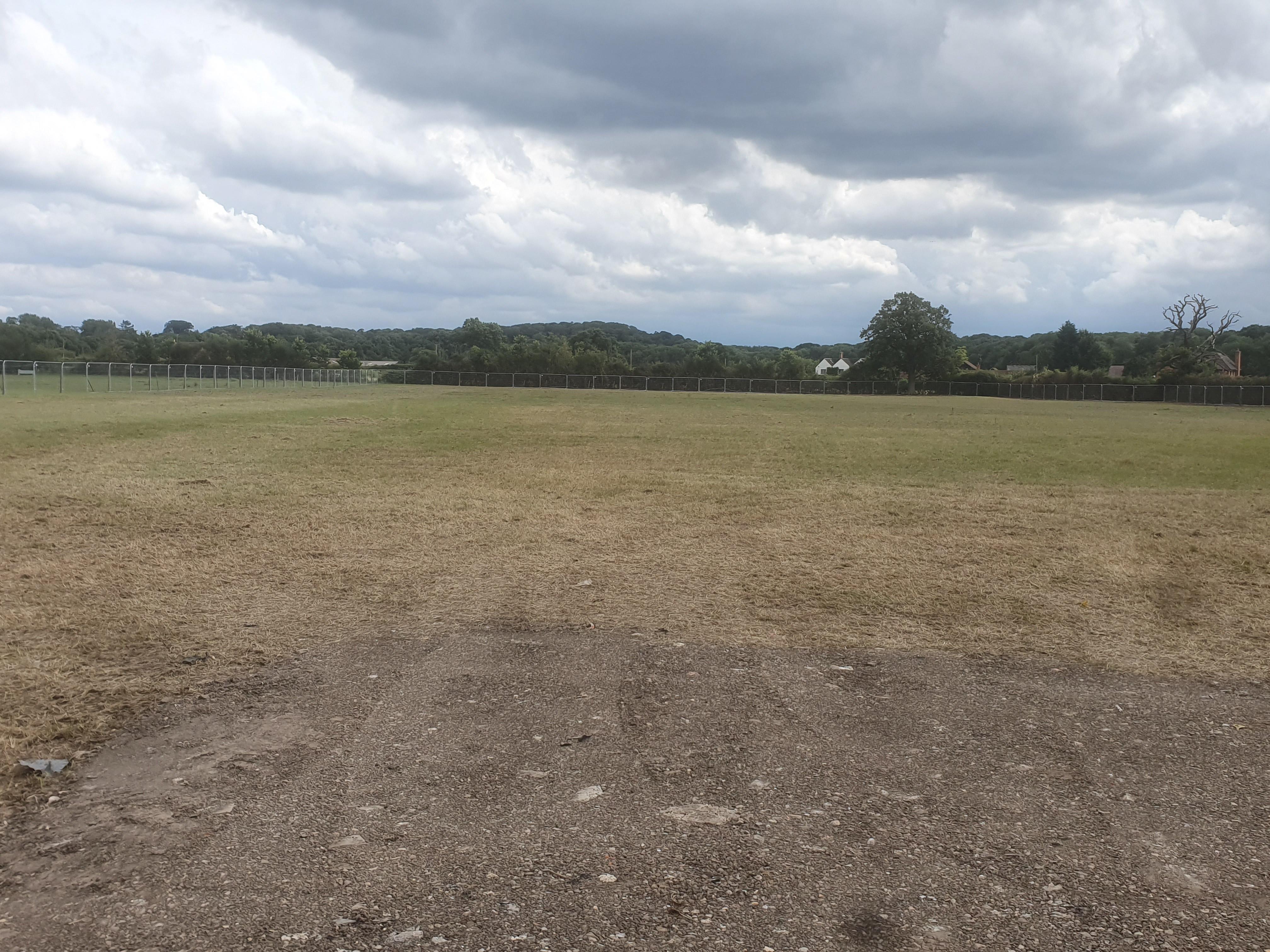BINFIELD (Field 2)  - 30 minutes