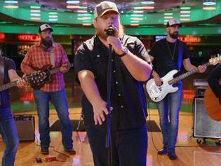 "Luke Combs' Latest Single ""Lovin' On You."""