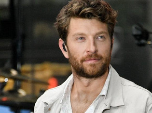 "Brett Eldredge Says I Wish You Well On The Single ""Gabrielle"""