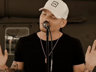 "Kane Brown's New Single ""Worship You"" Honors Wife And Daughter"