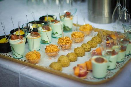 buffet évènements Les Norias