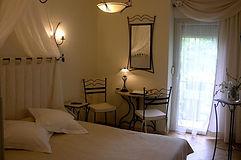 Chambre double hôtel les norias