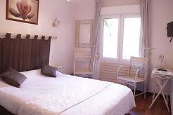 Chambre simple hôtel les norias