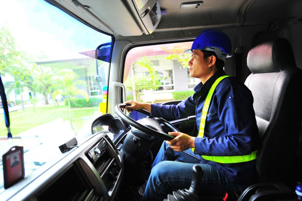 Driver's Safety in operation