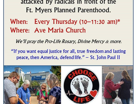 Pray for Pro-Life Counselors