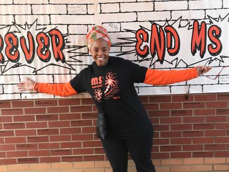 Kasey Brown's MS Survivor Story!
