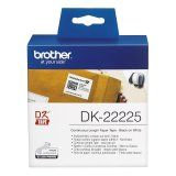 Brother DK-22225 Continuous length paper label