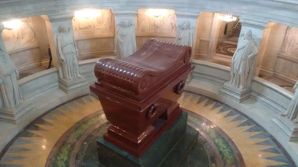 Napoleon's Tomb - Musée de l'Armée