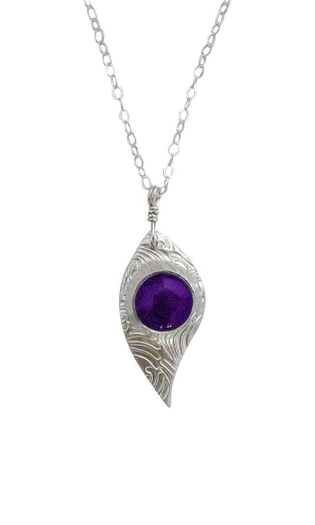 Island Fusion Pendant necklace