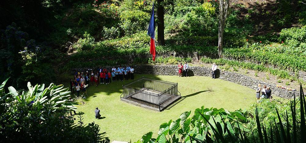 Napoleon's Tomb - St Helena Island
