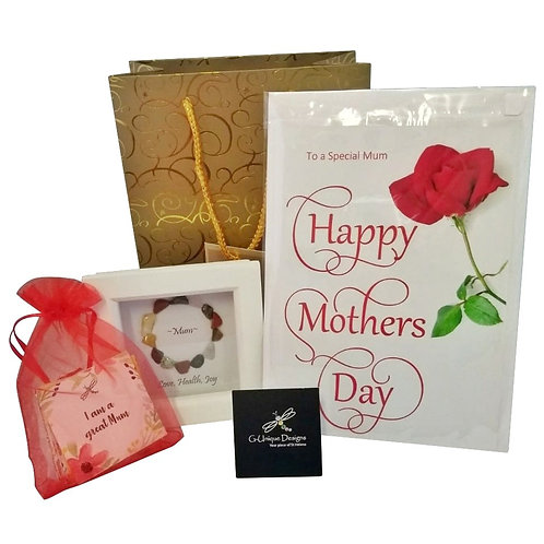 Mother's Day Gift pack - with frame