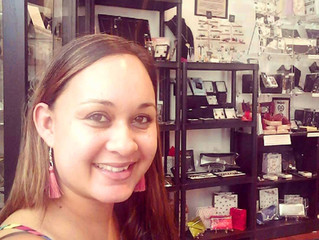 It's March Meet the Maker Month...Hi from Giselle