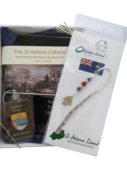 Napoleon on St Helena gift set