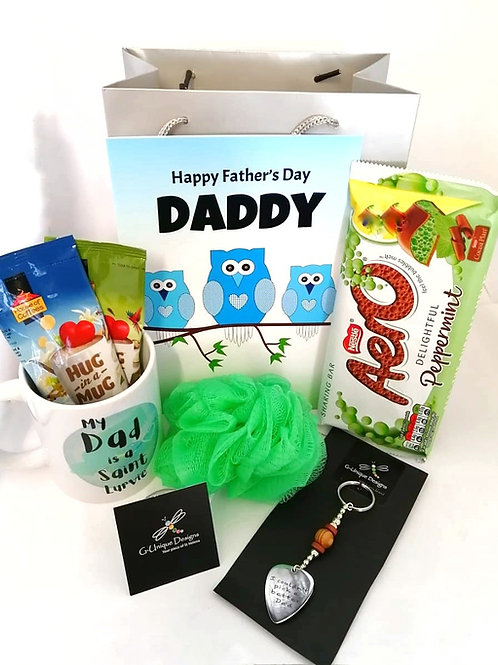 DAD Gift pack for someone on St Helena