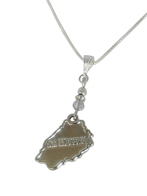 St Helena Island necklace