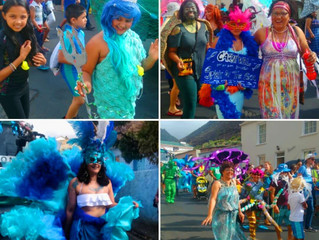 Carnival 2018 on St Helena