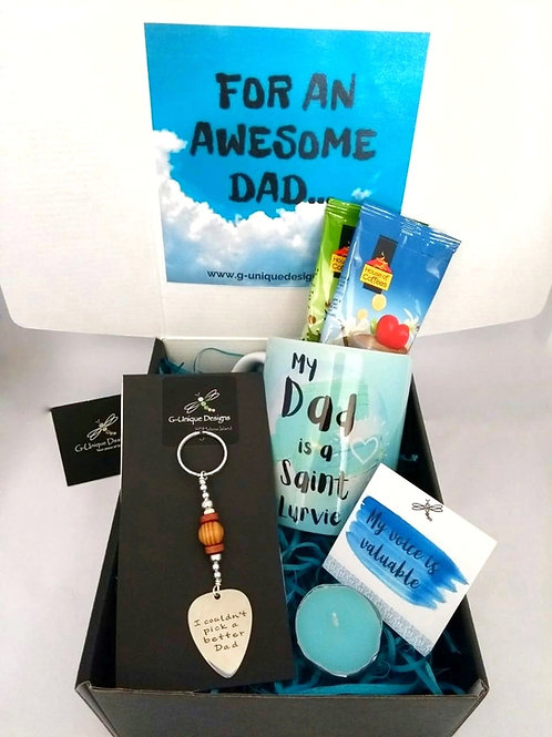 DAD Hamper (small) for someone on St Helena