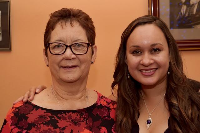 Giselle & Mum