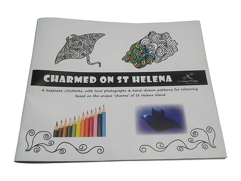 Keepsake Journal - Charmed on St Helena