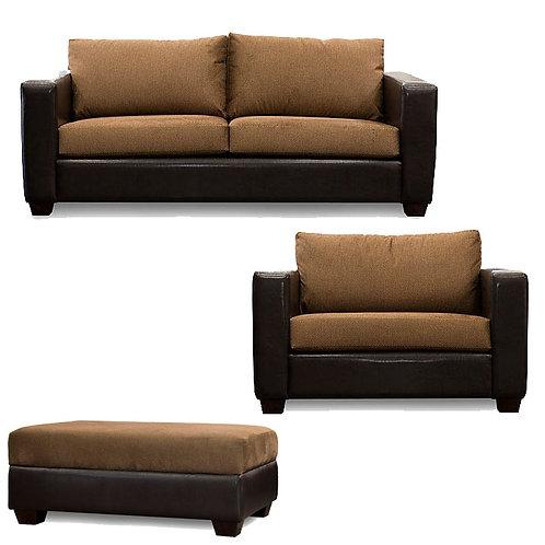 Essex Sofa, Loveseat, & Ottoman