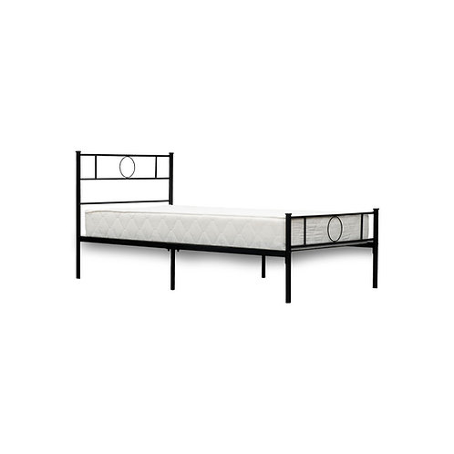 Twin Mattress + Bedframe Combo
