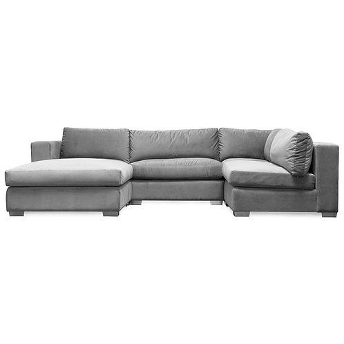 5PC Cloud Sectional