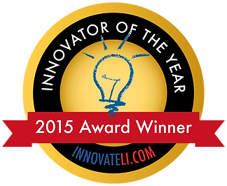 Innovator of the Year Award 2015