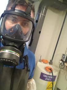 Kemikaliehantering