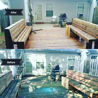 Replace Or Restore My Old Deck In Mcdonough GA?