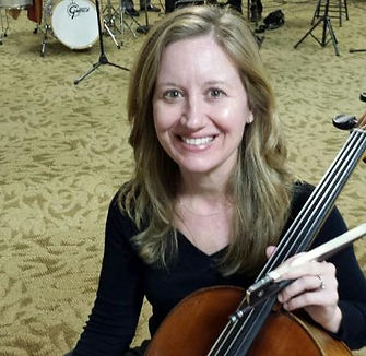 Cello and Wendy Doyle