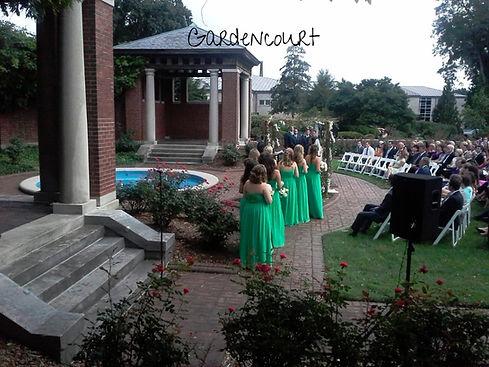 Louisville Presbytarian Seminary Wedding Music