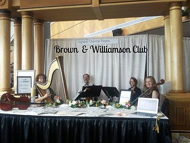 Ultimate Bridal Show at Brown & Williamson Club