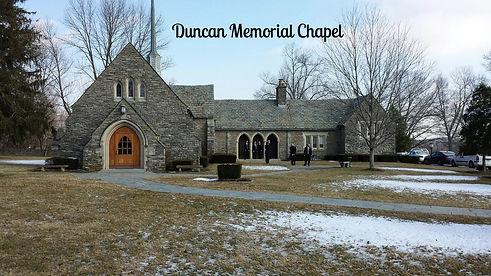 Duncan Wedding Chapel