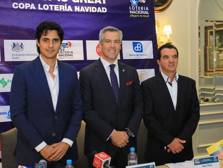 EN RUEDA DE PRENSA SE OFICIALIZÓ EL PARTIDO HENMAN VS LAPENTTI EN GUAYAQUIL 2018