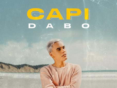 "DABO La nueva cara de la música, presenta ""Capi"""