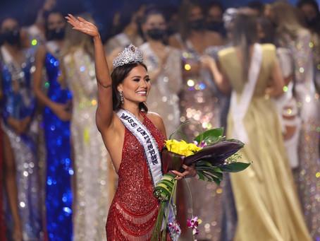 Andrea Meza, Miss México, fue la ganadora de #MissUniverse 69na. edición