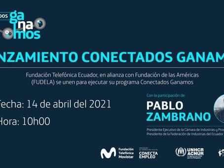 """""""Conectados Ganamos"""" una innovadora propuesta que seguirá dinamizando el acceso a oportunidades"""