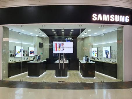 Samsung afianza su crecimiento en Ecuador con la apertura de nuevas tiendas en 2020 y 2021