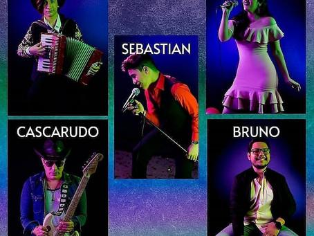 SAGA MUSICA  NUEVO GRUPO JUVENIL  YA EN GUAYAQUIL - ECUADOR  MUSICA PARA BAILAR !