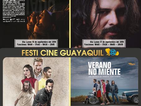 CINEMAMALECÓN PRESENTA EN SEPTIEMBRE LO MEJOR DEL CINE ECUATORIANO
