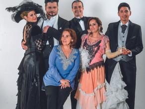 """Fundación Cultural Beatriz Parra - Opereta """"La Viuda Alegre"""""""