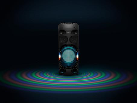 ¡Sony prende la fiesta con sus nuevos sistemas de audio!