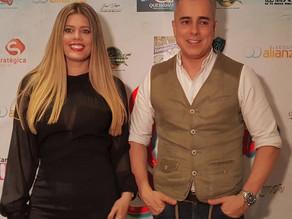 """Jorge Enrique Abello y Lorna Cepeda llegan a Ecuador con """"Tan galán'' - 2018"""