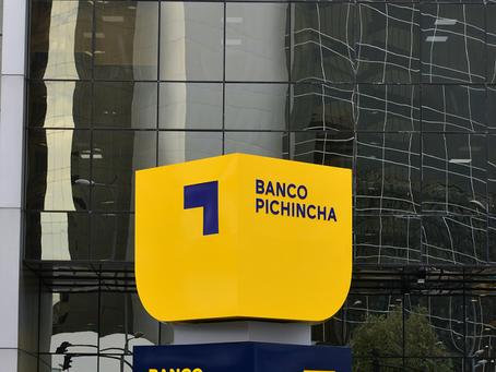 BANCO PICHINCHA PRESENTÓ INFORME ANUAL DE LABORES, EN DONDEDEMUESTRA QUE PAGÓ IMPUESTOSY CONTRIBU