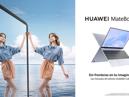 Huawei presenta su nueva Laptop Inteligente: Matebook X